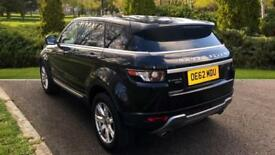 2012 Land Rover Range Rover Evoque 2.2 SD4 Prestige 5dr (Lux Pack Automatic Dies