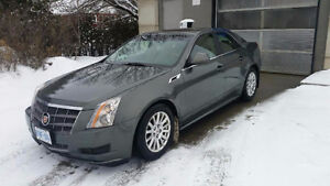 2011 Cadillac CTS 4  certified