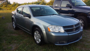 2008 dodge avenger sxt, 4cyl,automatic, first $2000 takes it