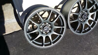 Velocity Alloy Wheels