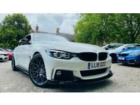 2018 BMW 4 Series 2.0 420i M Sport Auto (s/s) 2dr Coupe Petrol Automatic