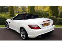 2013 Mercedes-Benz SLK SLK 250 CDI BlueEFFICIENCY AMG Automatic Diesel Roadster