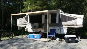 """2007 Palomino 14' Tent Trailer    """" Reduced"""""""