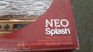 NEO Splash Mocha Marble Costco Backsplash