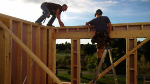 Fully Experienced Framer/Contractor for all types of Projects Cambridge Kitchener Area image 1
