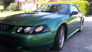 1999 Ford Mustang Coupé (2 portes)