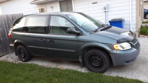 2006 Dodge Caravan Base model Minivan, Van