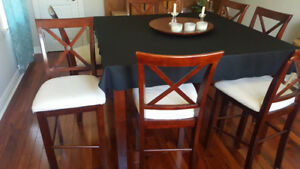 dinning room table and chairs for sale