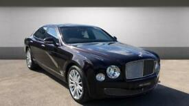 2016 Bentley Mulsanne 6.8 V8 Mulliner Driving Spec Automatic Petrol Saloon