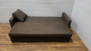 Free delivery: Like-New Ikea Sofabed Couch