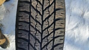 """(1)- Only-195/65/15"""" Goodyear winter tire"""