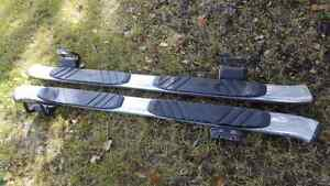 04-08 Ford F150 Crew cab running boards.