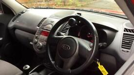 2009 Kia Soul 1.6 Samba 5dr Manual Petrol Hatchback