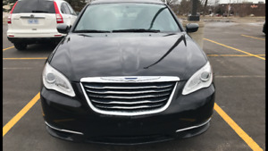 2014 Chrysler 200-Series Lx 56000km Certified
