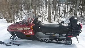 Ski doo a vendre