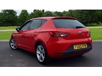 2013 SEAT Leon 1.4 TSI FR (Technology Pack) Manual Petrol Hatchback