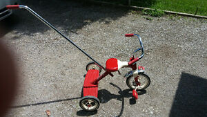 Radio Flyer Tricycle Like New!