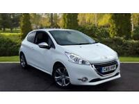 2015 Peugeot 208 1.2 VTi Allure 3dr Manual Petrol Hatchback