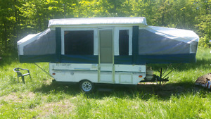 Tent trailer      please text or email