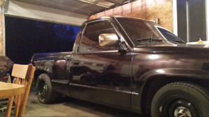 92 gmc shorty 5 speed with nitrous