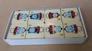 Thomas the Tank Engine Wooden Dominoes