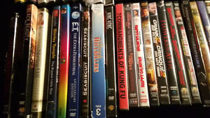 DVD's, Blue-Ray's and VHS's see pictures Windsor Region Ontario image 6