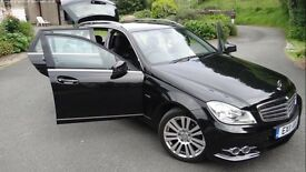Mercedes Benz C220 Blue efficiency for sale