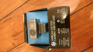 HP HD Webcam (New sealed in box)