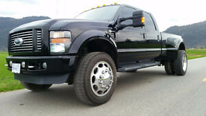 2010 Ford F-450 black Pickup Truck