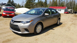 2014 Toyota Corolla LE BACKUP CAM HEATED SEATS
