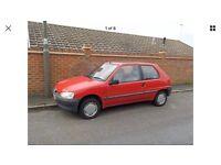 Bargain Peugeot 106 quick sale £200