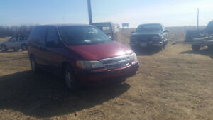 1998 Chevrolet Blazer SUV, Crossover