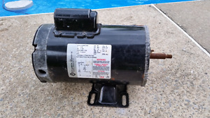 Spa Jacuzzi Hot Tub Motor 1  1/18 HP