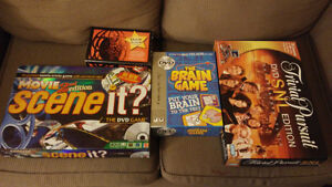 Like New Board Games for all ages