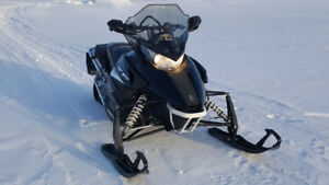 Has to go. Excellent ride. Accident free, trail ridden sled.