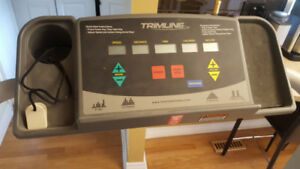 Trimline Portable Treadmill - Folds to Store! Lightly Used!