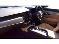 2016 Volvo S90 D4 Momentum Auto w. Winter Plu Automatic Diesel Saloon