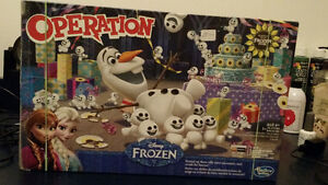 'FROZEN' OPERATION GAME