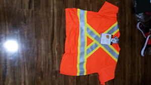 Pioneer XL high viz safety shirt