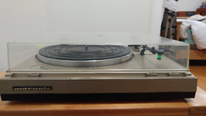 Marantz TT 1200 with Audio Technica AT101EP Cartridge/ Stylus