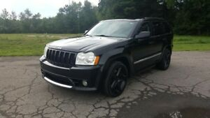 Jeep Grand Cherokee 4WD 4dr SRT8 2007