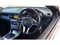 2011 Mercedes-Benz SLK SLK 200 BlueEFF AMG Sport Ed 1 Automatic Petrol Roadster