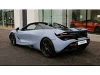 2019 McLaren 720S Spider Performance Semi-Automatic Petrol Convertible