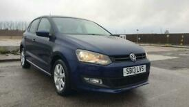 image for 2013 Volkswagen Polo 1.4 Match Edition DSG 5dr Hatchback Petrol Automatic