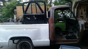 1953 F-100 Project