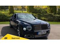 2017 Bentley Mulsanne 6.8 V8 Speed Automatic Petrol Saloon