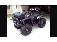Wanted Yamaha Grizzly Quad