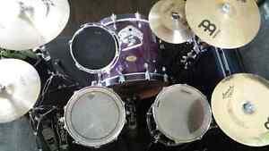 Drum complet Premier *Artist Maple *