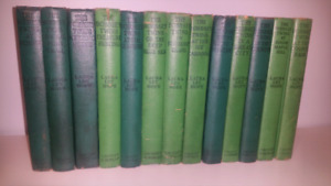Vintage Bobbsey Twins Books