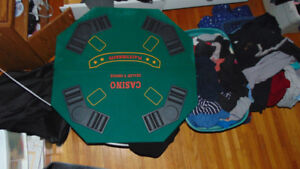 3 poker tables to sell